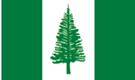 诺福克岛旗帜